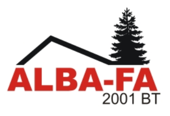 Alba-Fa Fatelep Logo