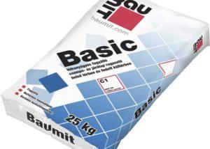 Baumit basic csemperagasztó